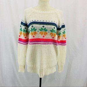 American Eagle Outfitters Womens Jegging Sweater